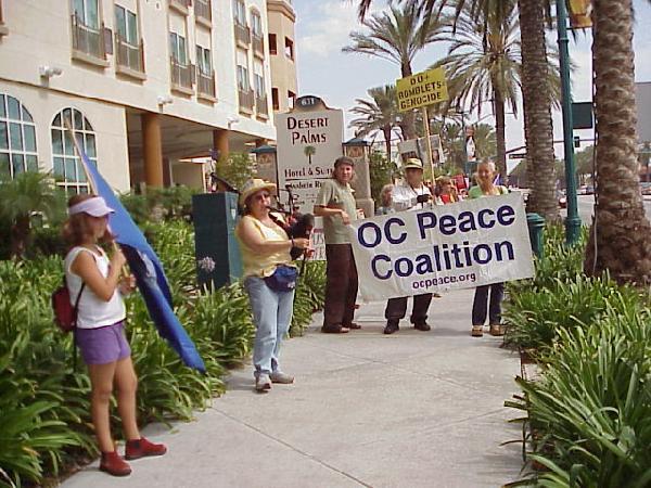 OC Peace Coalition.....