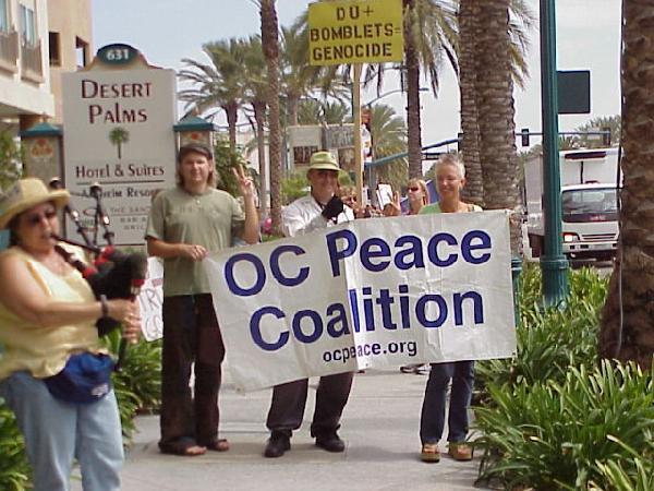 OC 4 Peace!...