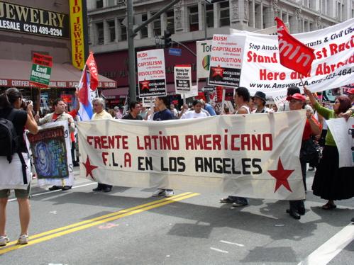 Latinos...