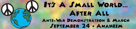 Anti-War Demo to the...