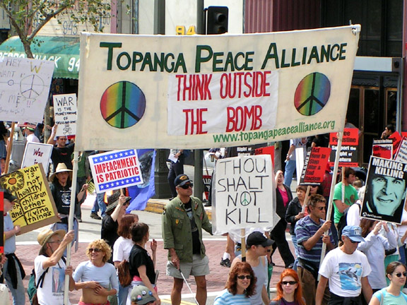 Topanga Peace Allian...