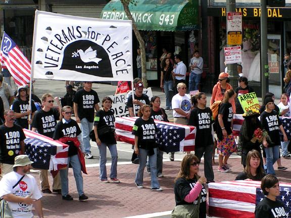 Veterans for Peace...