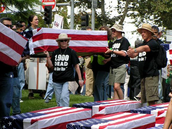 Coffins on Federal B...