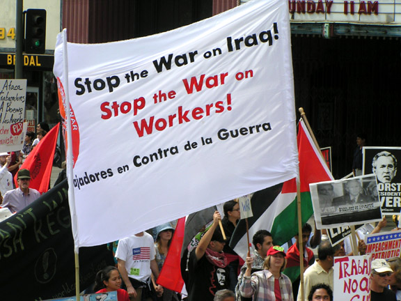 War on Workers...