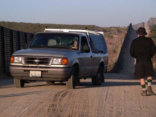 The Jacumba Gap...