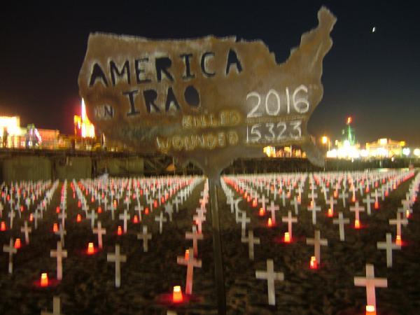 the current iraq war all