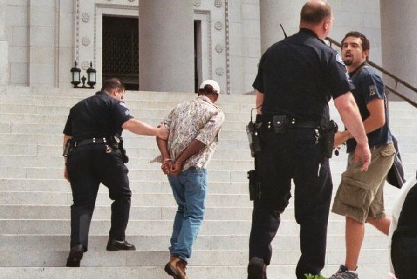 Arrested 2...