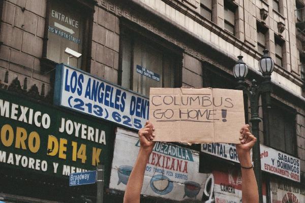 Colombus...