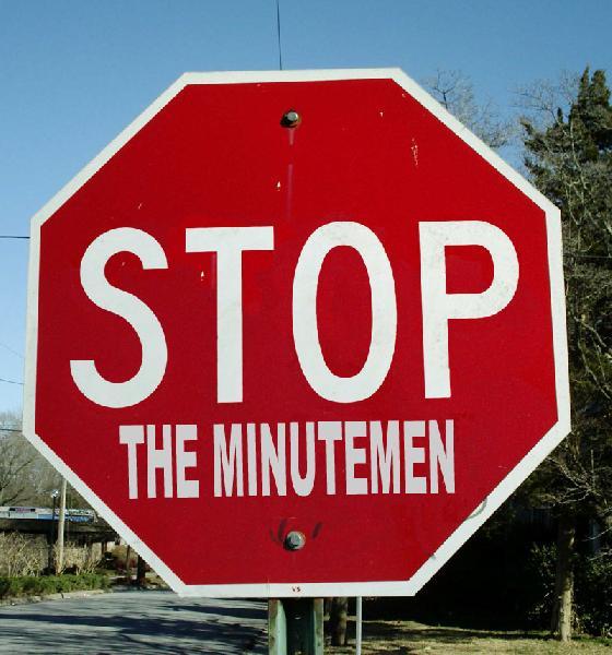 Stop the MinuteKlan...