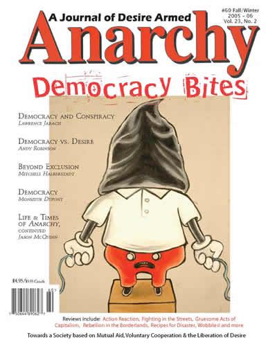 Introducing Anarchy:...