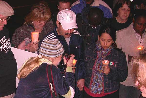 Candlelight Vigil Ag...
