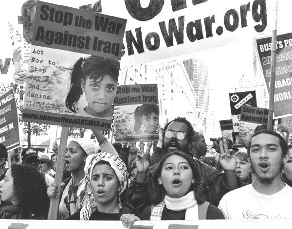 December 17 Anti-War...