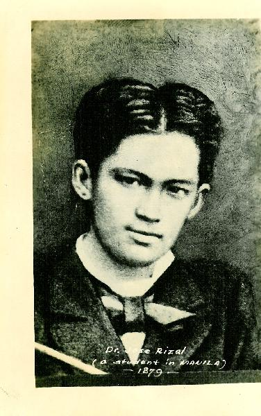 RIZAL IN THE U.S.A....