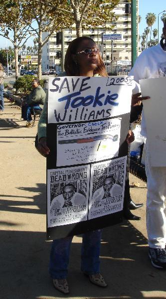 Save Tookie!...
