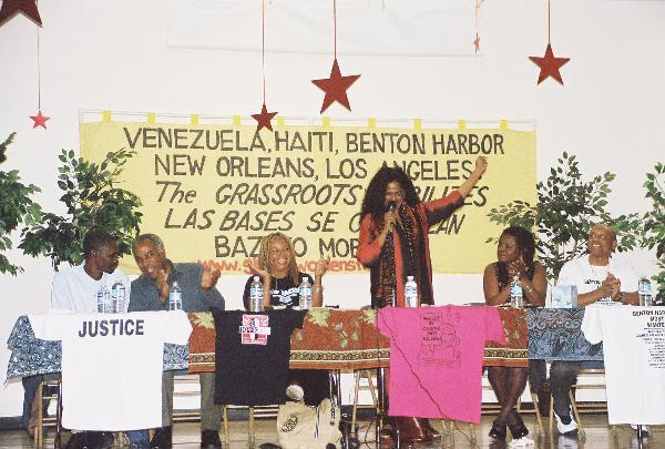 Haiti, Venezuela, Be...