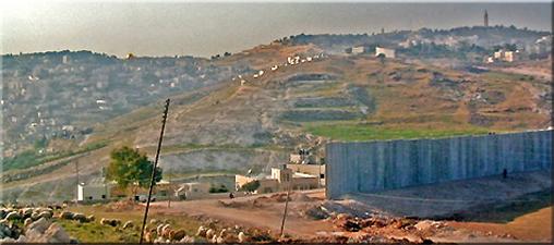 Apartheid Wall...
