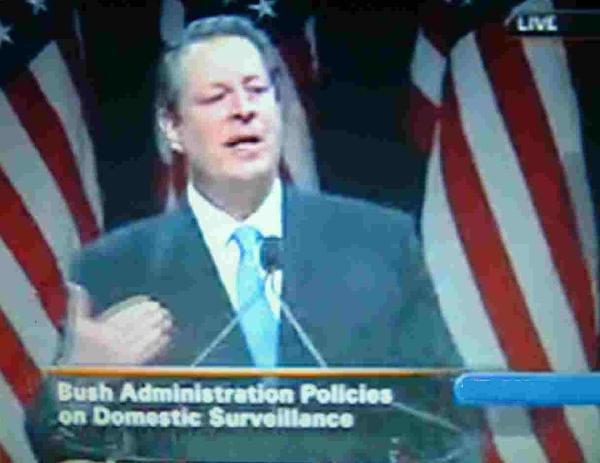 Al Gore speech on Th...