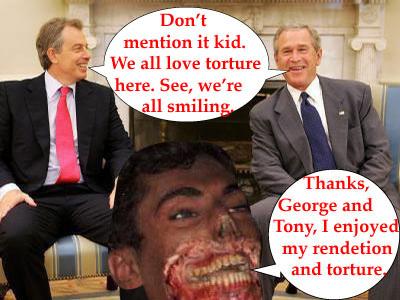 Bush,Blair,Torture...