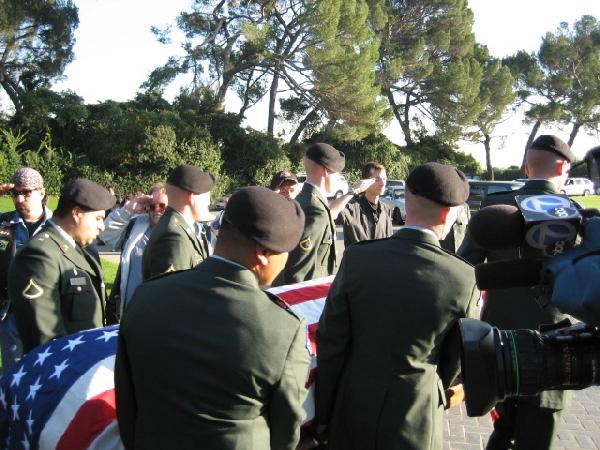 Veterans Salute...