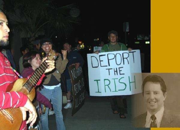 Pro-Migrant Activist...
