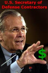 Rumsfeld Pic Comment...