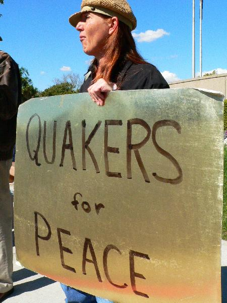 Quakers for Peace!...