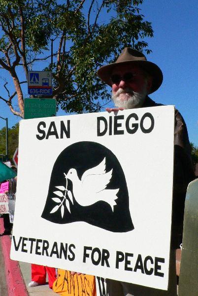 San Diego, Veterans ...