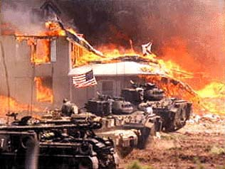The  Waco Massacre...
