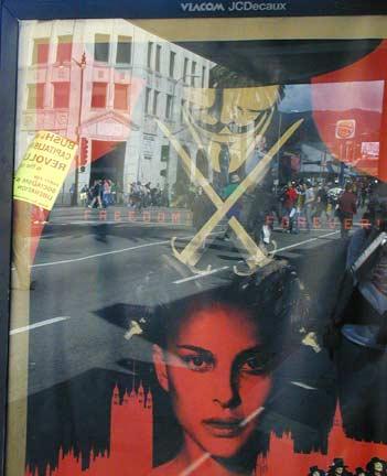 V Is For Vendetta...