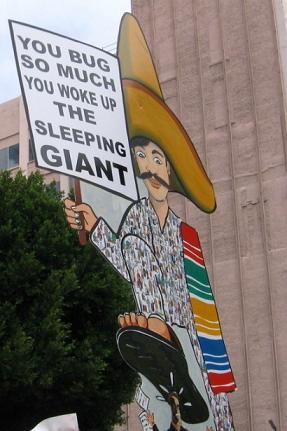 sleeping giant...