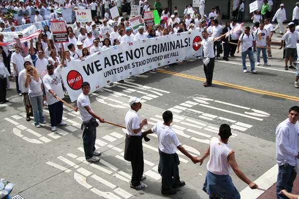 Greatest March in LA...