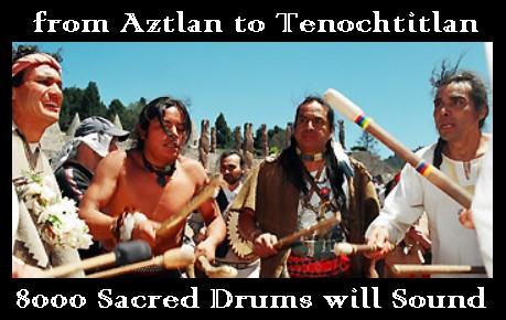 8000 Sacred Drums Ce...