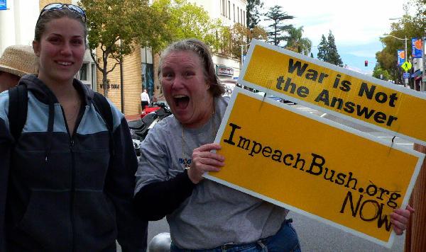Impeach the BU$H!!!...