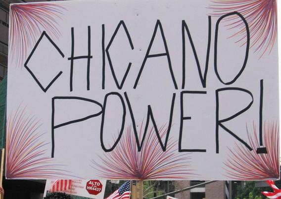 chicano power...