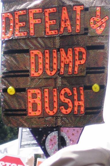defeat & dump...