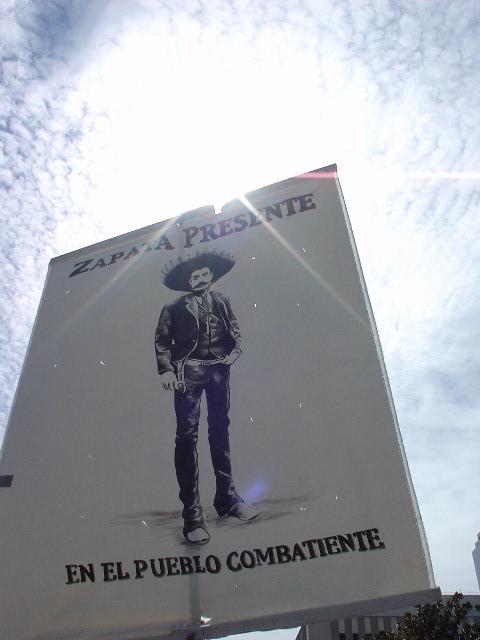 Zapata...