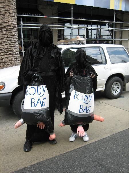 Body Bags...