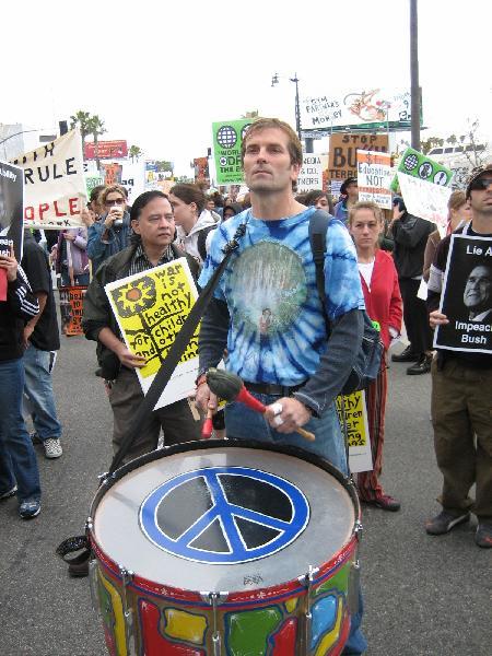 Peace Drum...