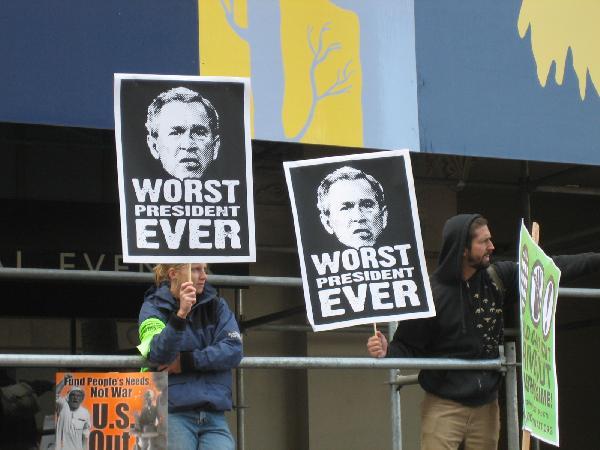Worst President Ever...