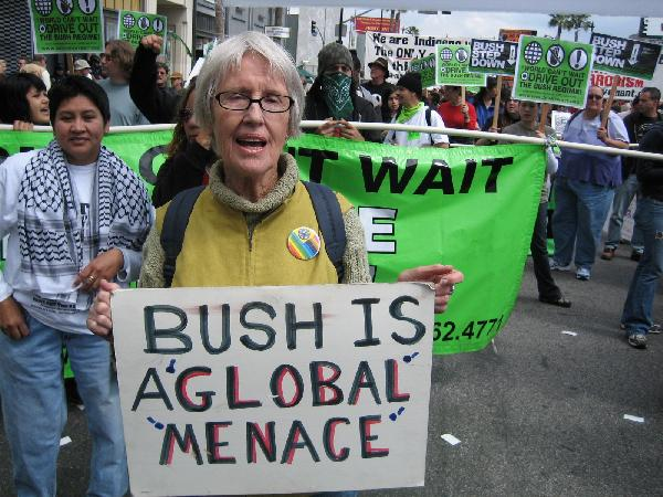 Bush is a Global Men...