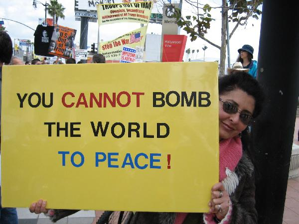 You Cannot Bomb the ...