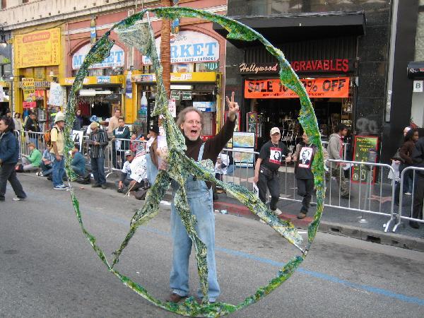 Peace Wheel...