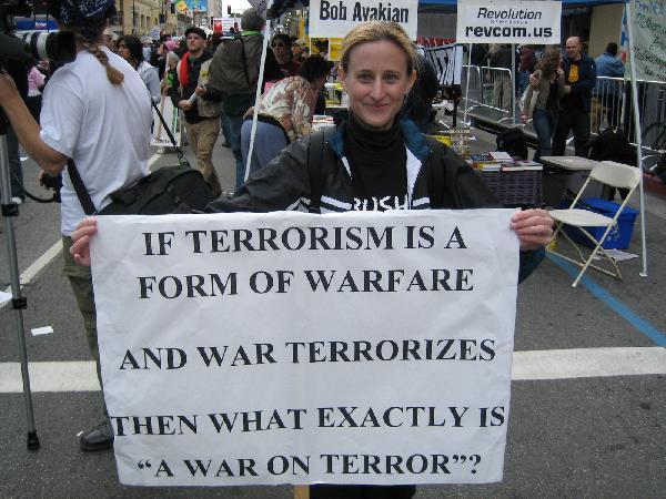 War on Terror?...