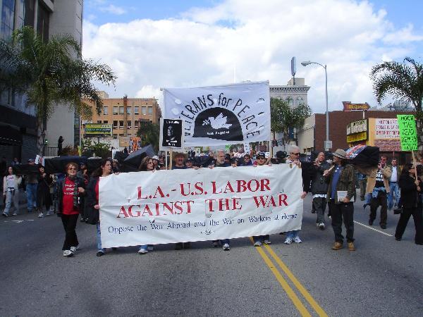 L.A. Labor Vs. the W...