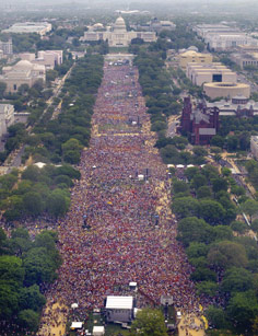 Million Women March...
