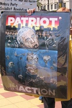 patriotism...