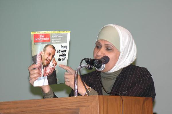 Faiza Al-Araji...