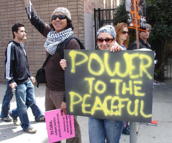 Power to the Peacefu...