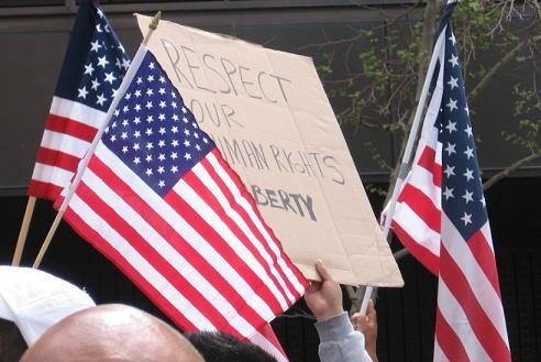 human rights...