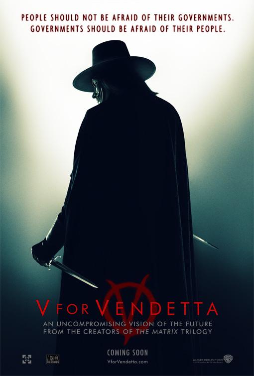 V for Vendetta, a wa...